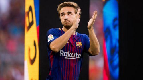 El Barça rescinde el contrato de Samper — OFICIAL