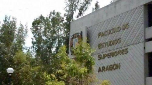 Vista de la FES Aragón