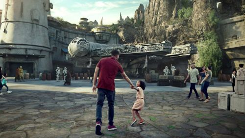 Disney confirma la fecha de apertura de Star Wars: Galaxy's Edge