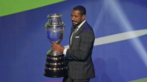 Jean Beausejour porta el título de Copa América