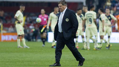Miguel Herrera lamenta derrota ante Puebla