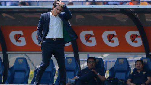 Marioni lamenta una falla de sus jugadores en el Olímpico Universitario