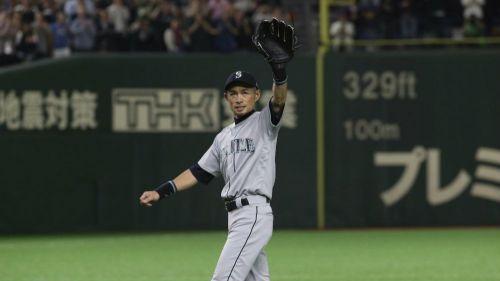 Ichiro Suzuki jugó su último partido en Grandes Ligas — Prensa