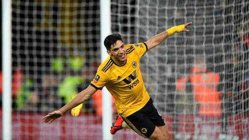 En Europa destacan gol de Jiménez con el Tri — RAÚL JIMÉNEZ