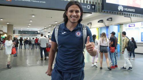 Pedro Caixinha regresó a los entrenamientos de Cruz Azul