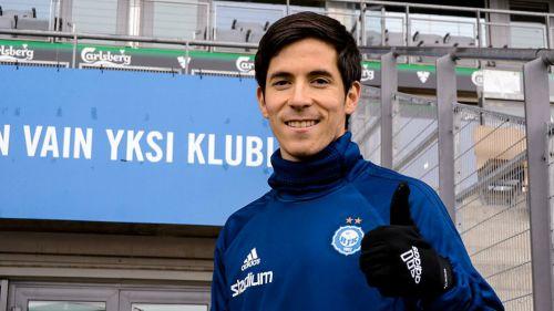 Marco Bueno firma con el HJK Helsinki