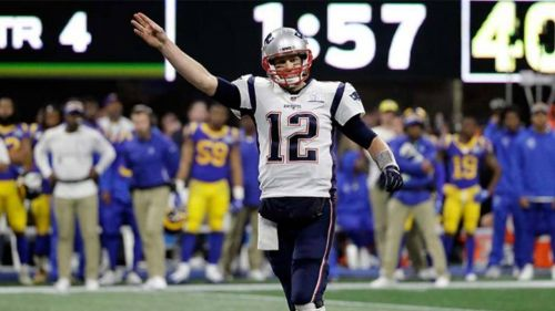 Tom Brady se