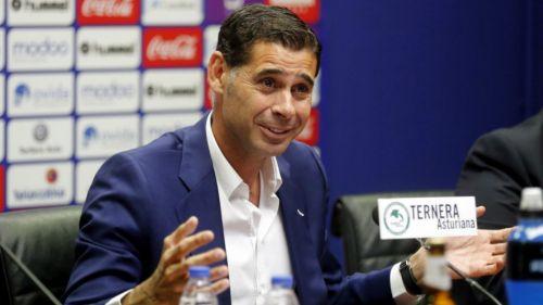 Fernando Hierro suena para dirigir a Chivas el próximo torneo