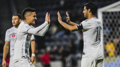 Carlos Vela contribuye en la goleada del LAFC sobre DC United