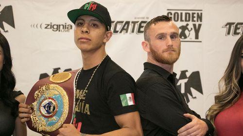 Jaime Munguía expone su título en Monterrey ante Dennis Hogan — Previa