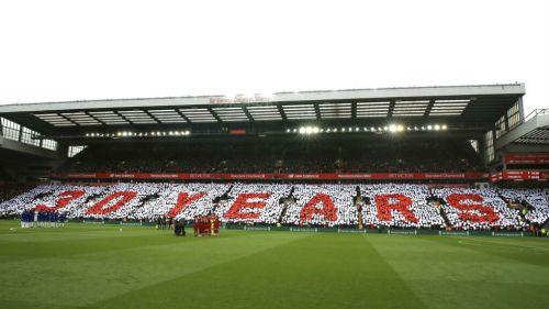 Liverpool rememora la tragedia de Hillsborough en su aniversario 30