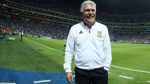 Ricardo Ferretti, durante la J10 del Clausura 2019