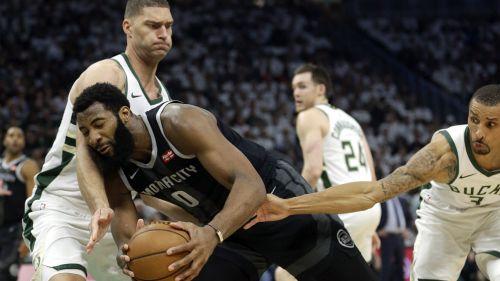 Los Bucks sacan el rodillo ante los Pistons (86-121) [1-0]