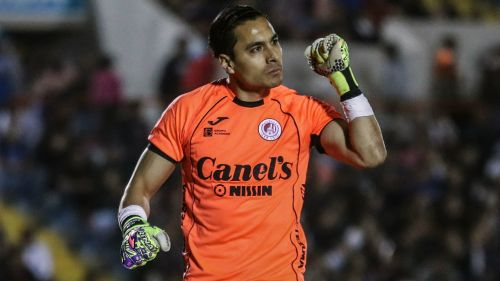 Carlos Felipe Rodríguez arquero del Atlético San Luis