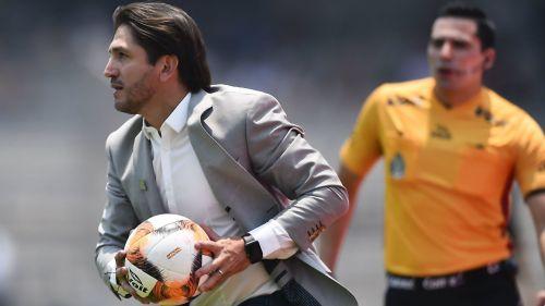 Bruno Marioni durante el juego ante Xolos