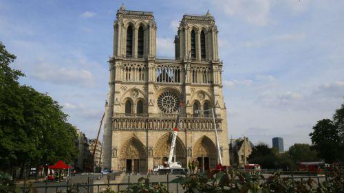 Notre Dame durante el día