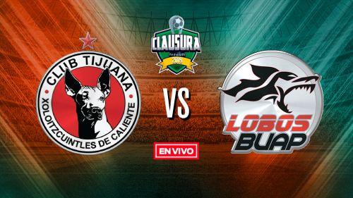 EN VIVO y EN DIRECTO: Tijuana vs Lobos BUAP