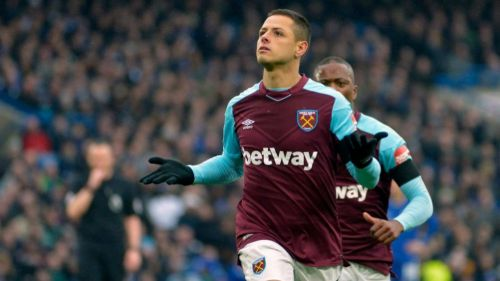 Chicharito 'se escapa' a Italia y no entrena con West Ham