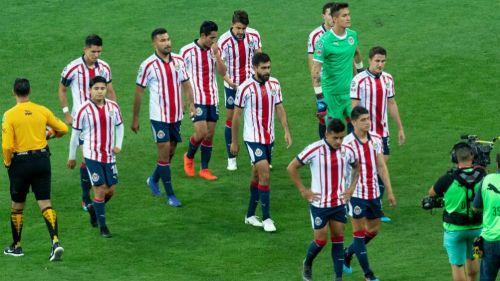 Chivas después de la derrota contra Puebla