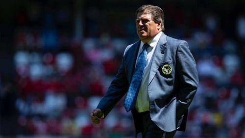 Miguel Herrera tras el juego entre Toluca y América del C2019