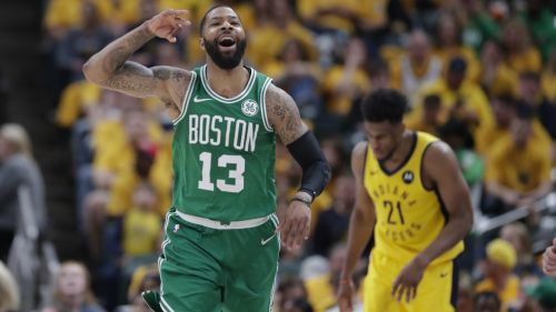 Boston Celtics barrió a Indiana Pacers — PlayOffs NBA