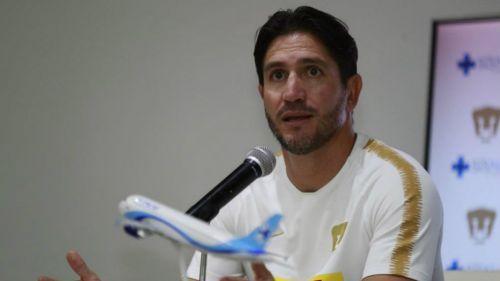 Bruno Marioni habla en conferencia de prensa