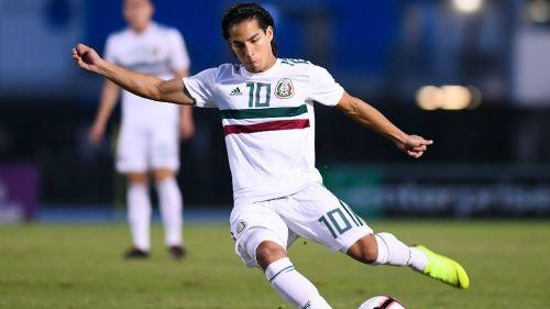 Lainez y JJ Macías encabezan lista del Tri para Mundial Sub 20