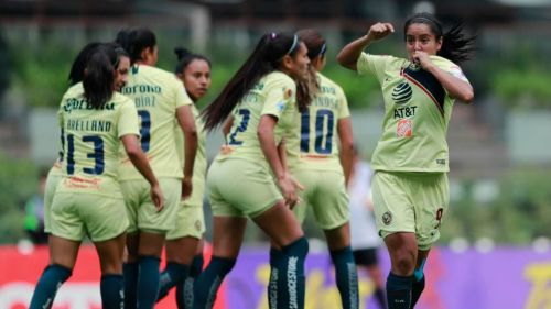 Tigres femenil en semifinales