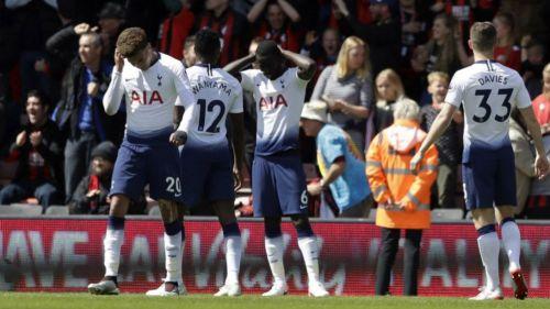 ¡Foyth duró dos minutos y dejó al Tottenham con nueve!