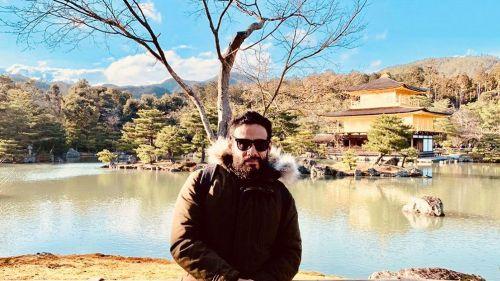Dr. Wagner Jr, en Japón
