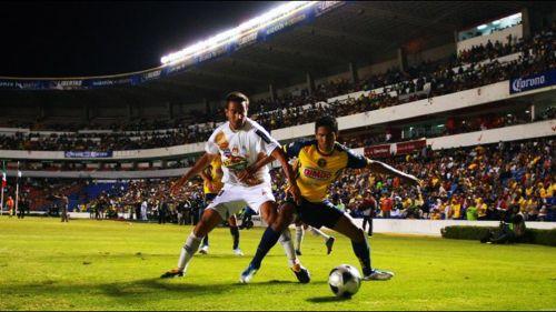 América recibió al Morelia en La Corregidora para el juego de Ida de los Cuartos de Final del Clausura 2011