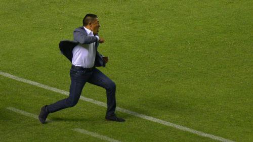 Rubens Sambueza se pierde la final de ida por suspensión