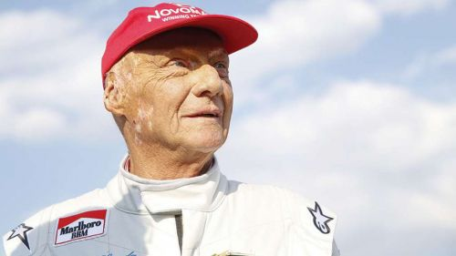 Falleció Nicky Lauda, ex campeón mundial de Fórmula 1
