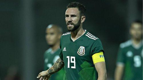 Layún causa baja de la Selección Mexicana para la Copa Oro