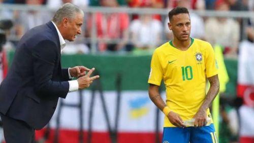 Tite eligió el capitán de Brasil y no es Neymar — Sorpresa