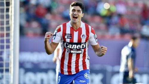 Nicolás Ibáñez, al Atlético de Madrid