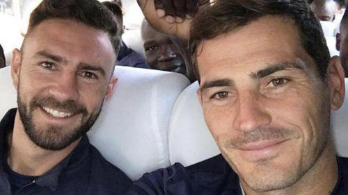 El conmovedor mensaje de Iker Casillas para Miguel Layún