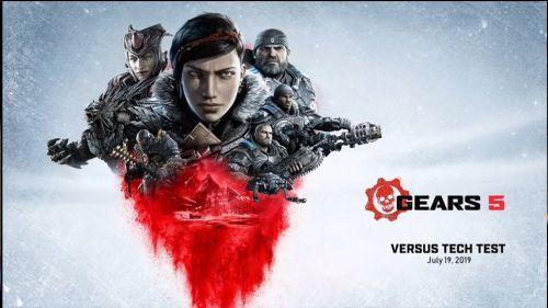 Así luce el póster para Gears 5