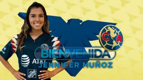 América da la bienvenida a Jennifer Muñoz