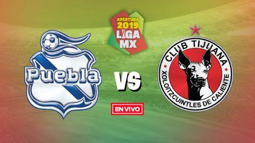 EN VIVO y EN DIRECTO: Puebla vs Tijuana