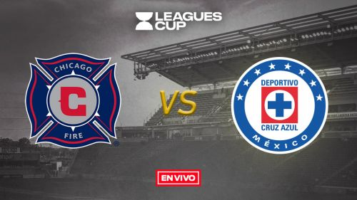 EN VIVO Y EN DIRECTO: Chicago Fire vs Cruz Azul