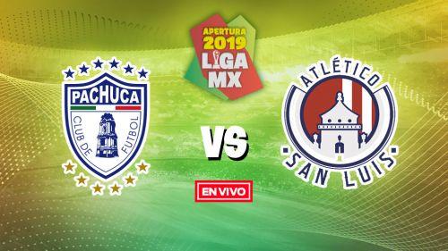 EN VIVO Y EN DIRECTO: Pachuca vs Atlético San Luis