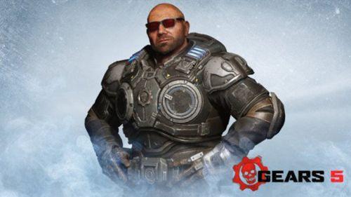 Batistas estará en Gears 5