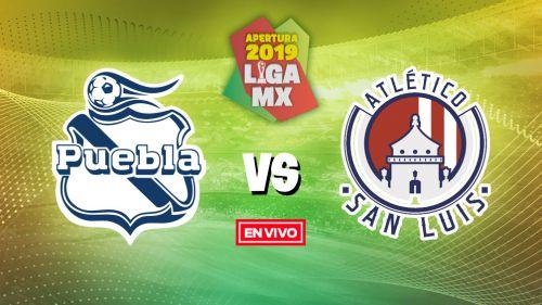 EN VIVO Y EN DIRECTO: Puebla vs Atlético de San Luis
