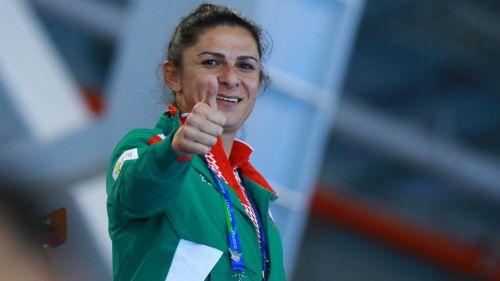Ana Gabriela Guevara, en los Juegos Panamericanos 2019