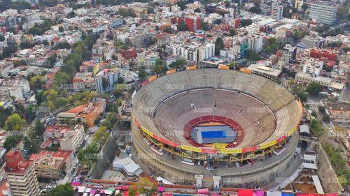 La Plaza México ya toma forma para el duelo de Federer