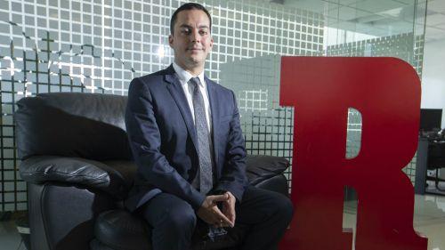 Rodrigo Dosal director del Indeporte en CDMX