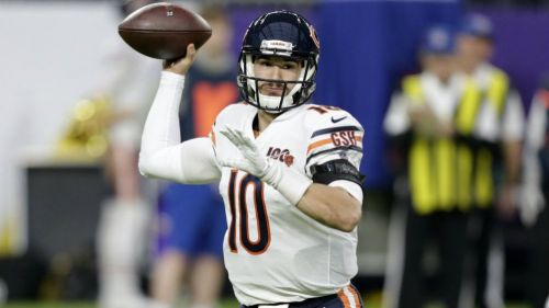 Mitchell Trubisky, quarterback de Chicago Bears
