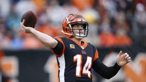 Andy Dalton, quarterback de Cincinnati Bengals