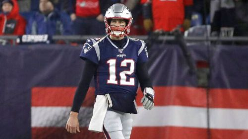 Tom Brady, el quarterback de los Patriots